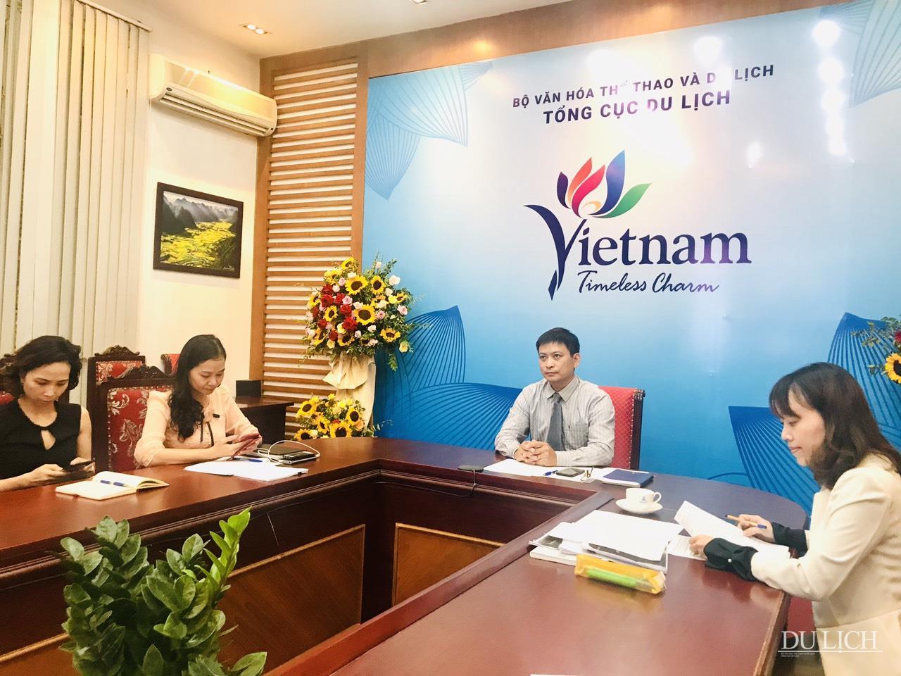 ONLINE WORKSHOP UPDATE VIETNAM TOURIST INFORMATION TO KOREA MARKET
